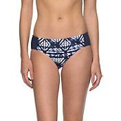 Roxy Women's Fitness Shorty Bikini Bottoms