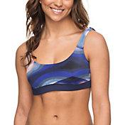 Roxy Women's Fitness Sporty Bikini Top