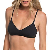 Roxy Women's Beach Classics Athletic Triangle Bikini Top