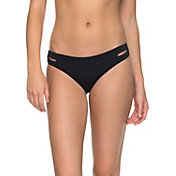 Roxy Women's Softly Love 70s Bikini Bottom