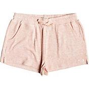 Roxy Girls' Salty Shell Beach Shorts
