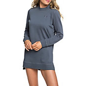 Roxy Women's Suns Spinning Long Sleeve Dress