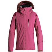 Roxy Women's Down The Line Snow Jacket