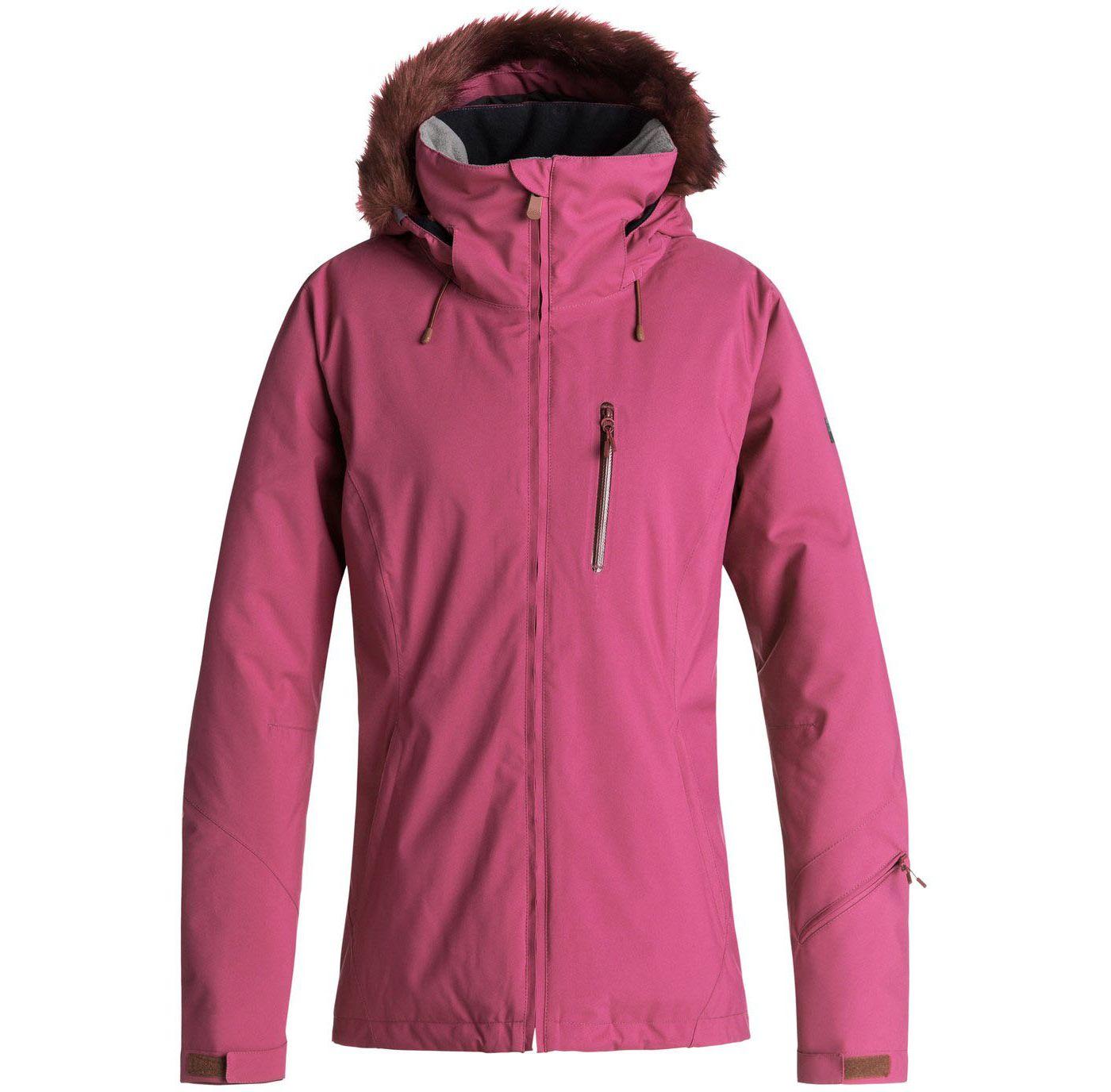 Roxy Women's Down The Line Snow Jacket