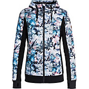 Roxy Women's Frost Technical Zip-Up Hoodie