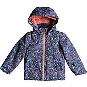 Roxy Girl's 2-6 Mini Jetty Snow Jacket