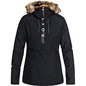 Roxy Women's Shelter Pullover Snow Jacket