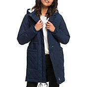 Roxy Women's Shalom Chic Hooded Padded Jacket