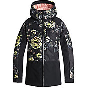 Roxy Women's Tarah Bright Snowflake Jacket