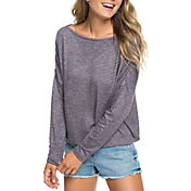 Roxy Women's Your Time Woven Long Sleeve Shirt