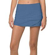 Lucky In Love Women's Scallop Tennis Skirt