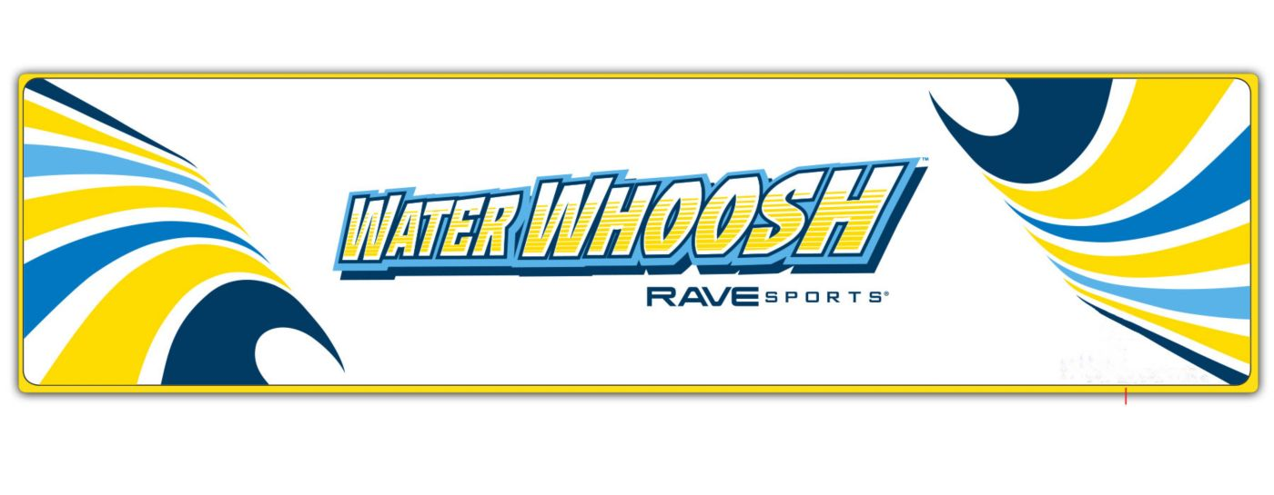 Rave Sports Water Whoosh 20 Floating Water Mat