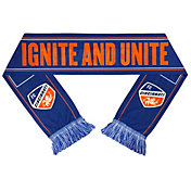 Ruffneck Scarves FC Cincinnati Sublimated Scarf
