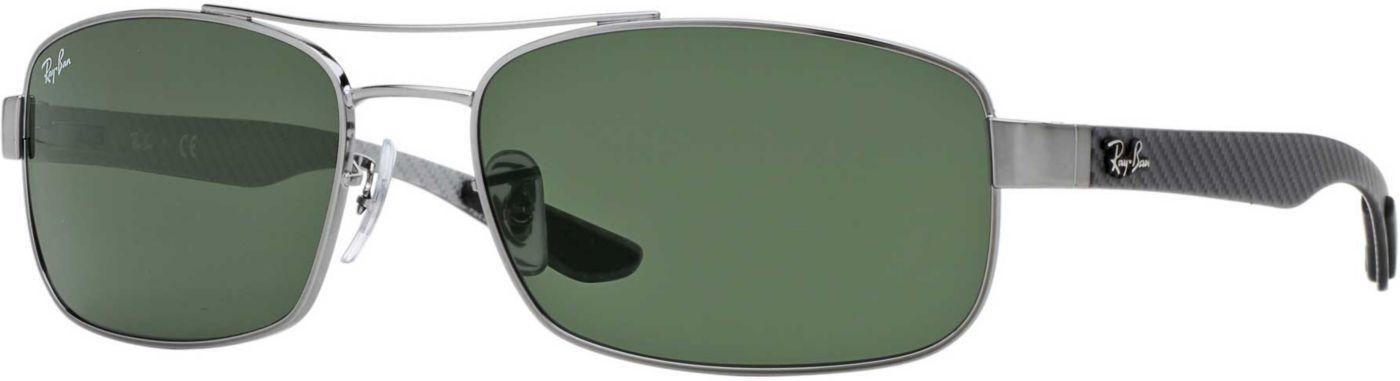 Ray-Ban Men's Carbon Fiber Sunglasses