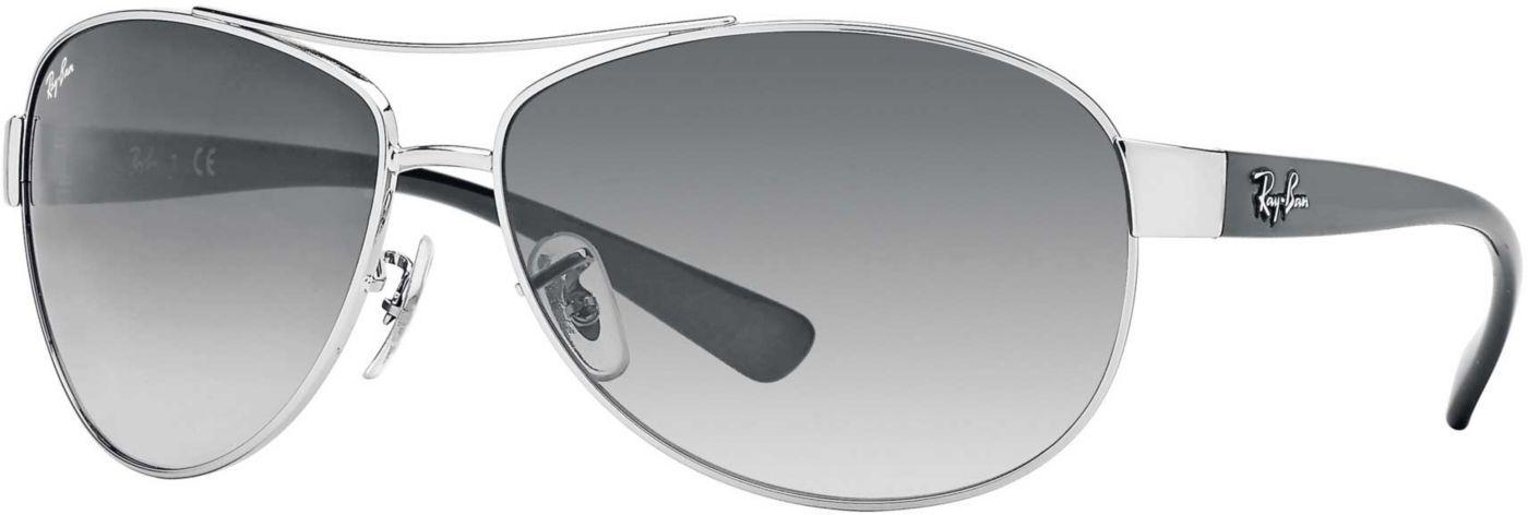 Ray-Ban Women's Aviator Gradient Sunglasses