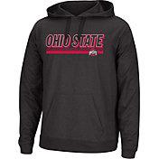 Scarlet & Gray Men's Ohio State Buckeyes Grey Foundation Hoodie