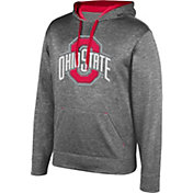 Scarlet & Gray Men's Ohio State Buckeyes Grey Foundation Hoodie