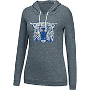 Top of the World Women's Kentucky Wildcats Grey Lake-Side Hoodie