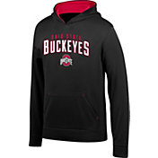 Scarlet & Gray Youth Ohio State Buckeyes Foundation Black Hoodie