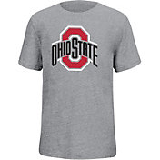 Scarlet & Gray Youth Ohio State Buckeyes Gray Staple T-Shirt