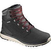 Salomon Men's Utility Winter ClimaSalomon Waterproof Winter Boots