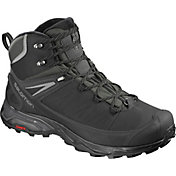 Salomon Men's X Ultra Mid ClimaSalomon Insulated Waterproof Winter Boots