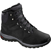 Salomon Women's Ellipse Freeze ClimaSalomon Waterproof Winter Boots