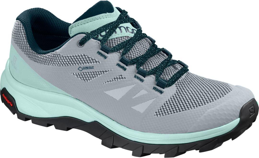abf00402 Salomon Women's OUTline GTX Hiking Shoes