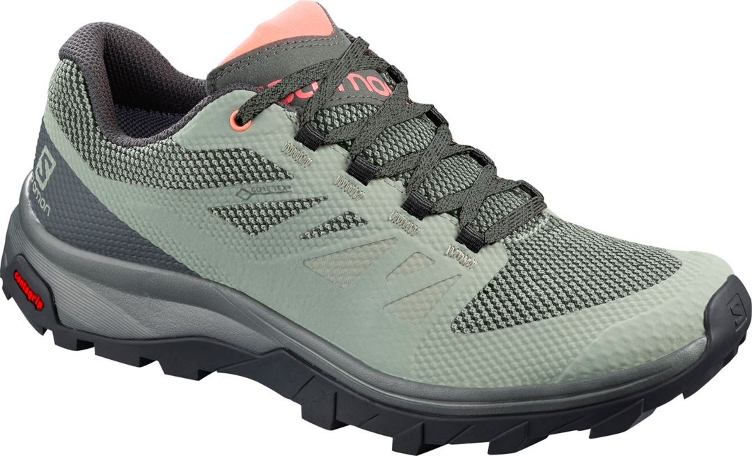 competitive price bafb0 ca978 Salomon Women's OUTline GTX Hiking Shoes