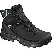 Salomon Women's X Ultra Mid ClimaSalomon Insulated Waterproof Winter Boots