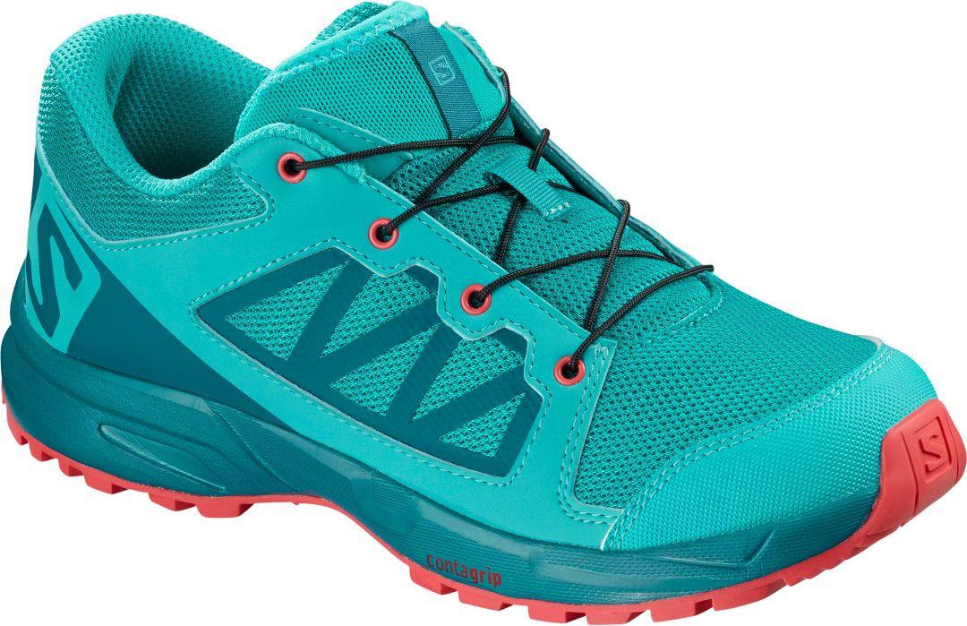 buy popular 7bd86 0c3ce Salomon Kids' XA Elevate Hiking Shoes