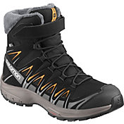 Salomon Kids' XA Pro 3D ClimaSalomon Insulated Waterproof Winter Boots