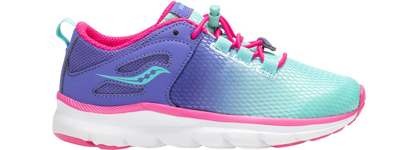 Saucony Kids' Preschool Fusion Running Shoes