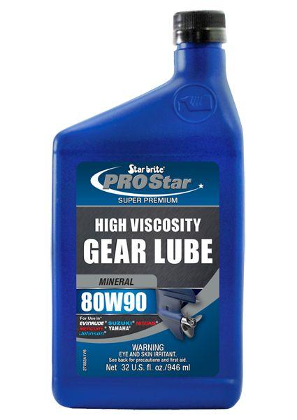 Star brite High Viscosity Lower Unit Gear Lube
