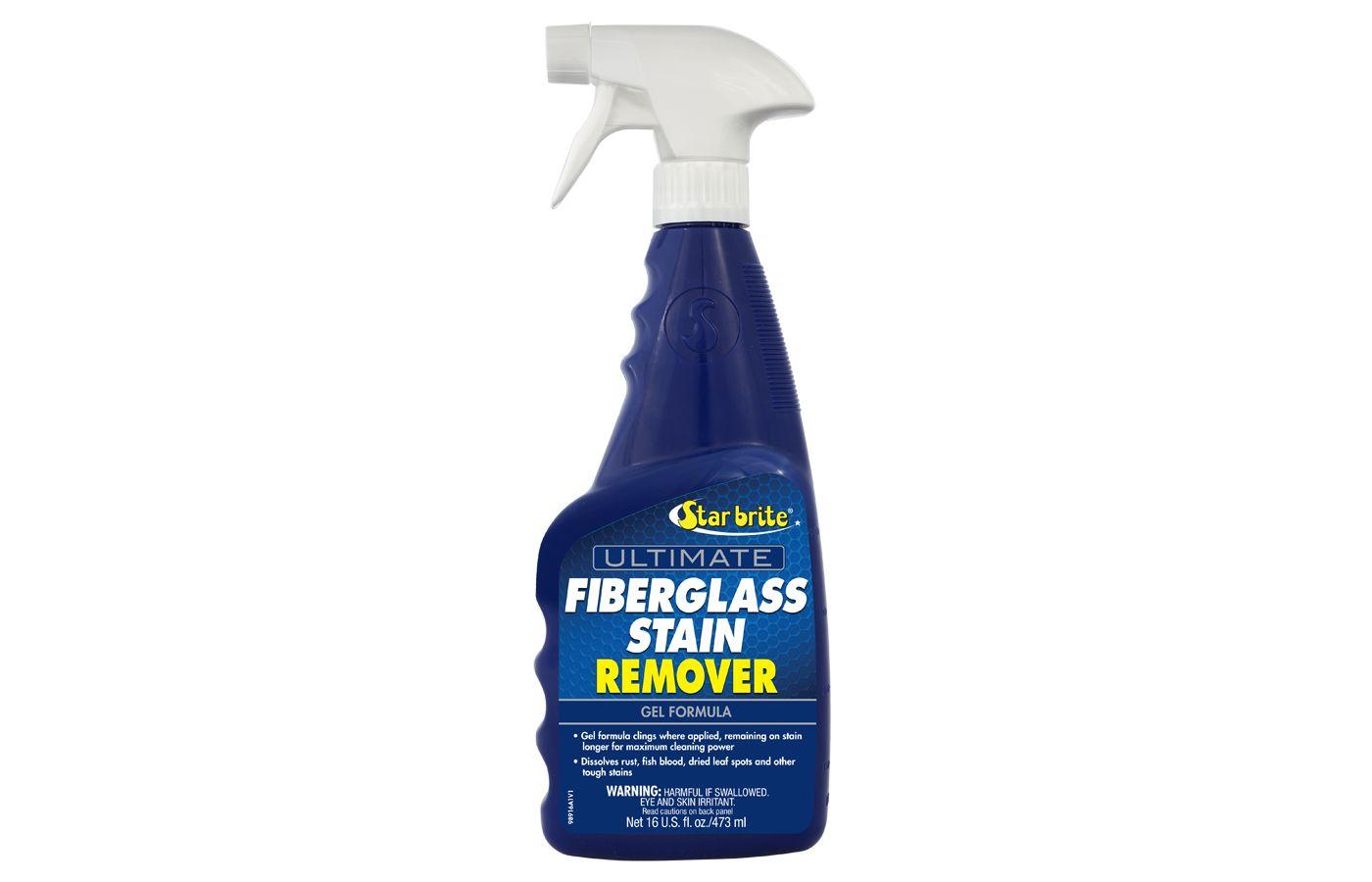 Star brite Ultimate Fiberglass Stain Remover