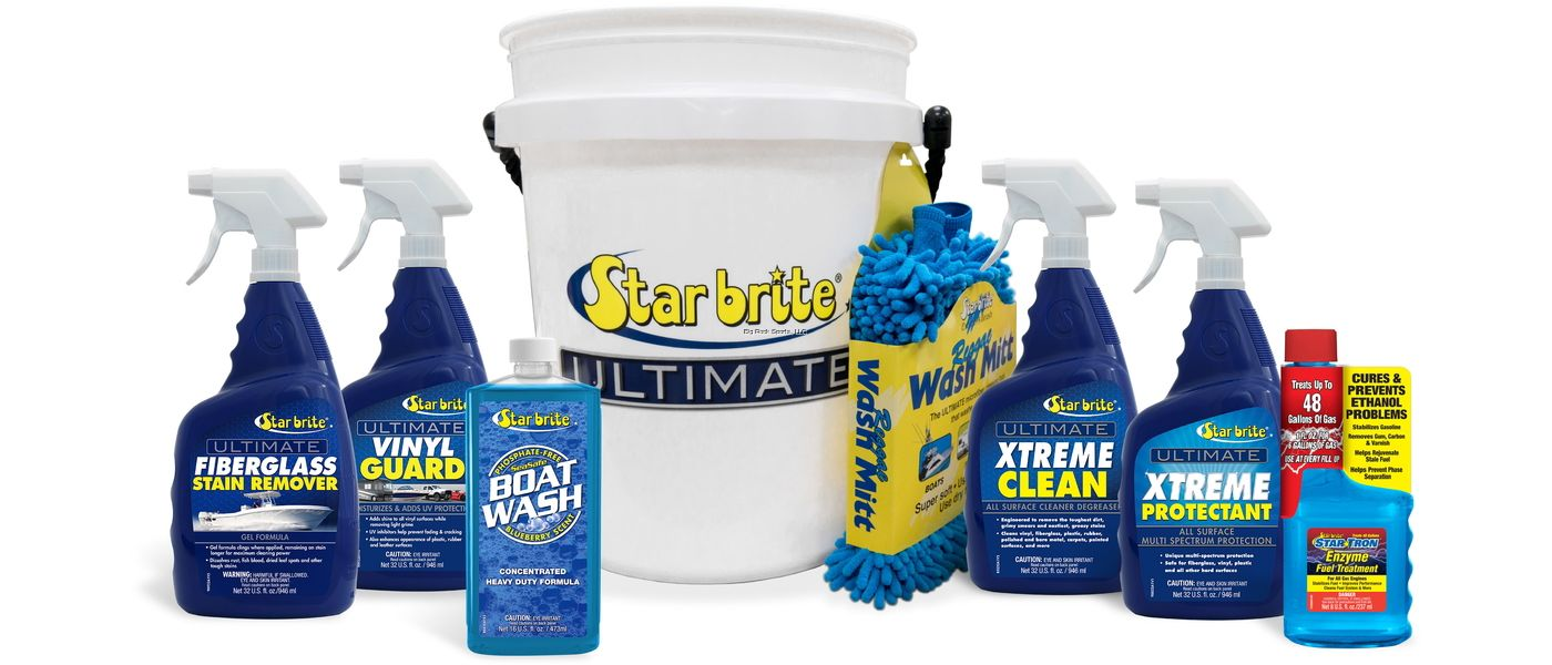 Star brite Ultimate Boat Care Kit