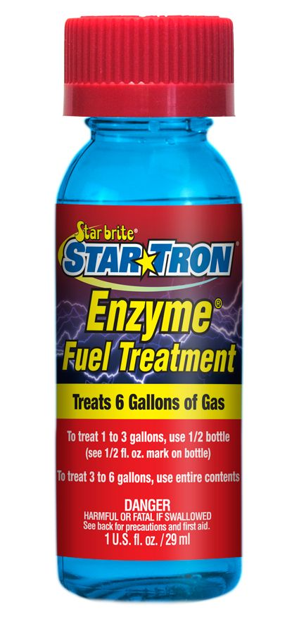 Star brite Star Tron Enzyme Fuel Treatment Small Engine Formula