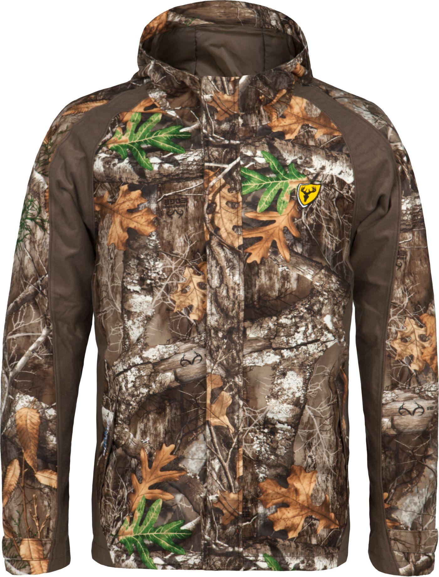 ScentBlocker Men's Drencher Rain Jacket