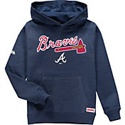 Stitches Youth Atlanta Braves Pullover Hoodie