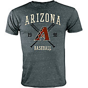 Stitches Youth Arizona Diamondbacks Black T-Shirt