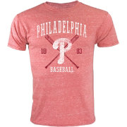 Stitches Youth Philadelphia Phillies Red T-Shirt