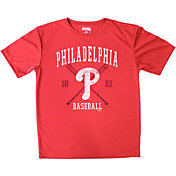 Stitches Youth Philadelphia Phillies Royal T-Shirt