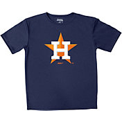 Stitches Youth Houston Astros Navy T-Shirt