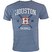Stitches Youth Houston Astros Denim T-Shirt