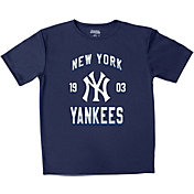 Stitches Youth New York Yankees Navy T-Shirt