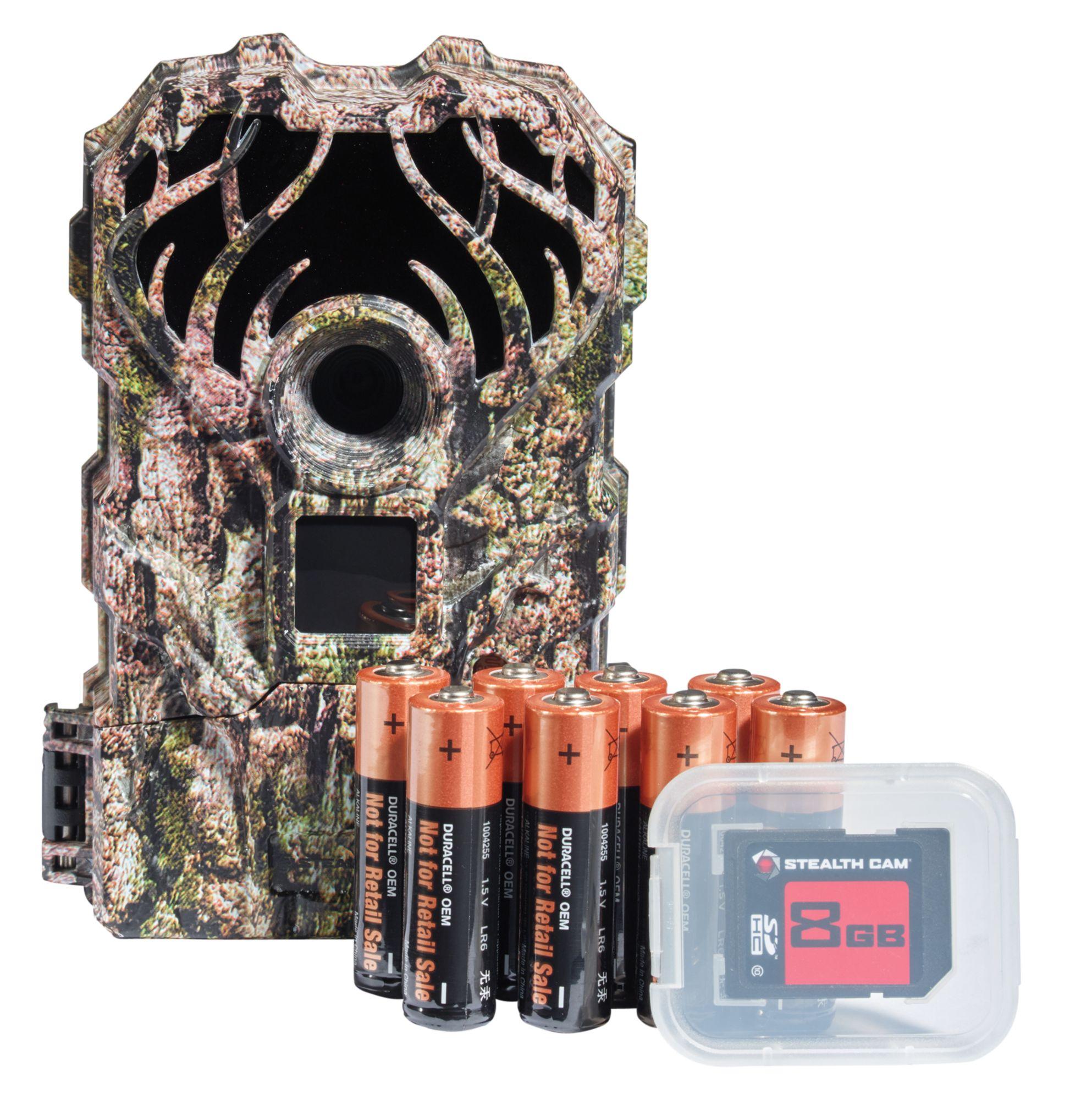Stealth Cam Droptine Trail Camera – 14MP, camo
