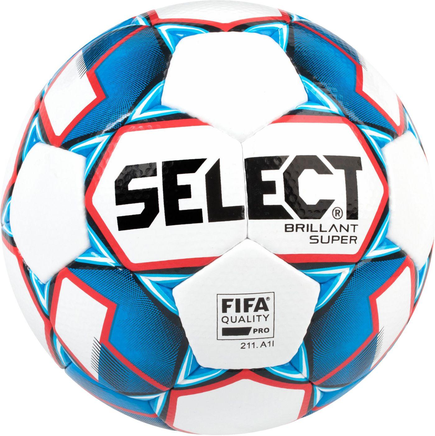 Select Brilliant Super FIFA 2018 Official Match Soccer Ball
