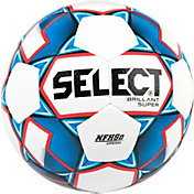 Select Brilliant Super NFHS 2018 Official Match Soccer Ball