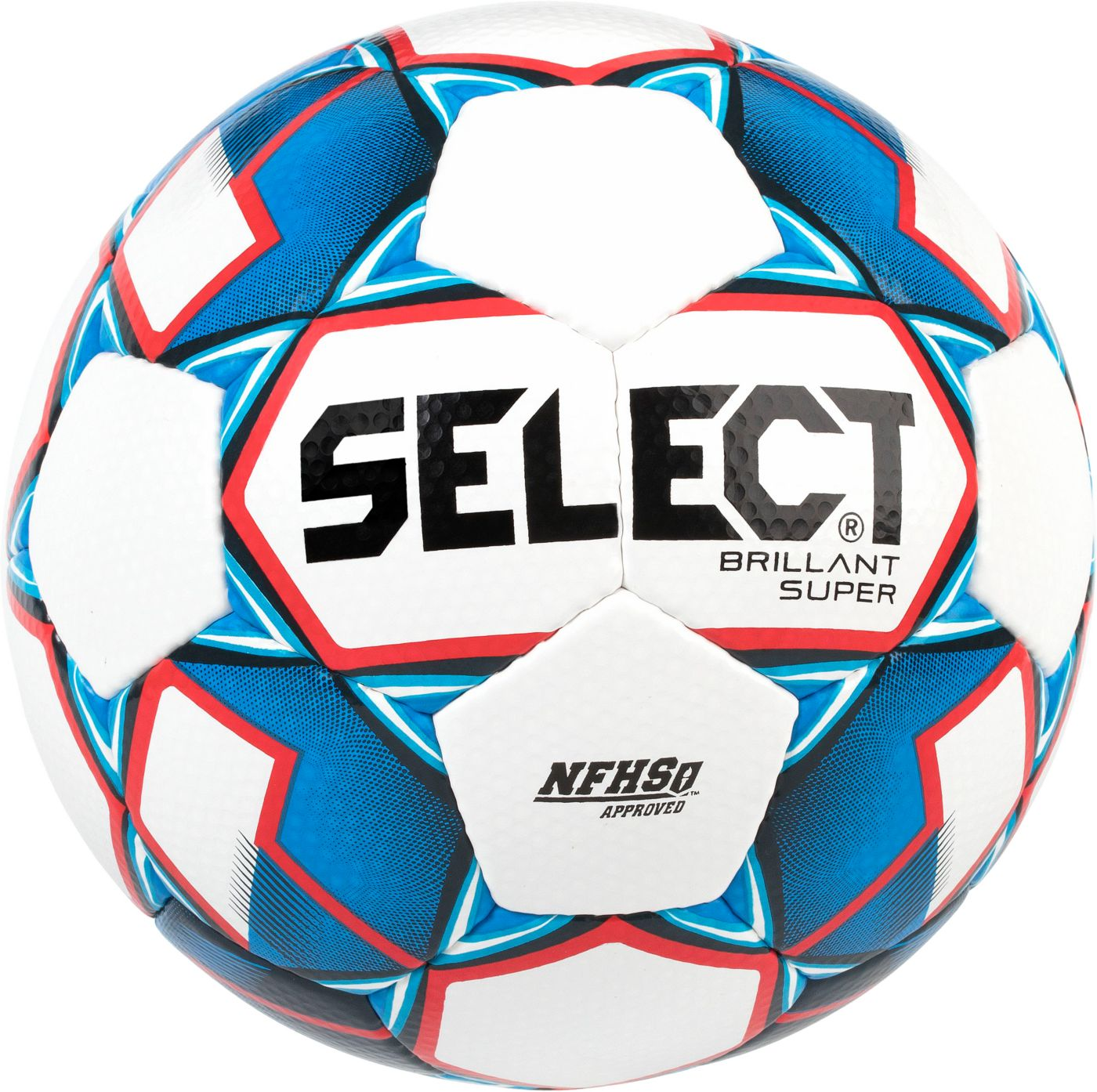 Select Brilliant Super NFHS 2018 Official Match Soccer Ball
