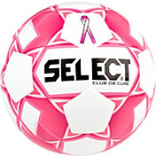 Select Club DB Cure Soccer Ball